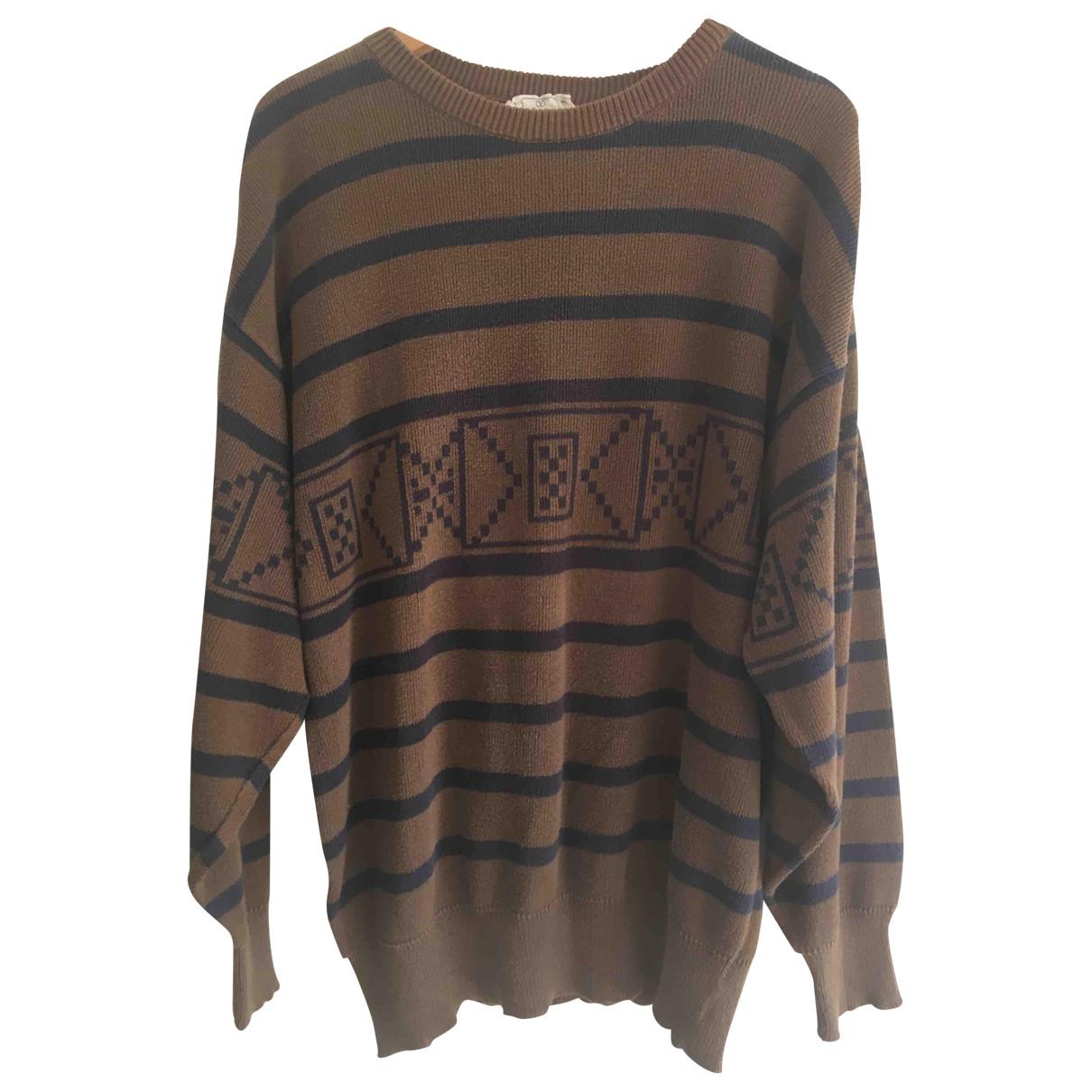 Valentino Garavani \N Pullover.Westen.Sweatshirts  in  Bunt Baumwolle