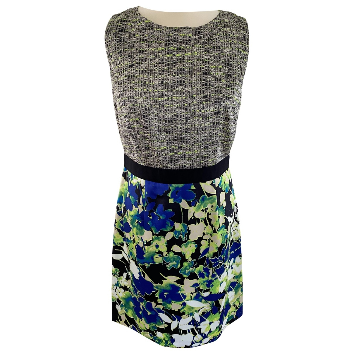 Elie Tahari \N Kleid in  Bunt Polyester