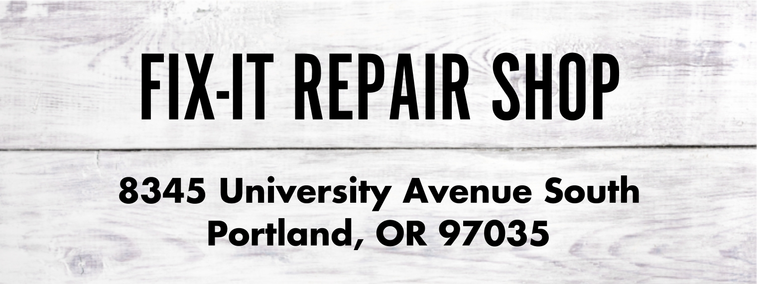 Construction Repair Business Address Labels, Set of 36, Business Printing -Fit it