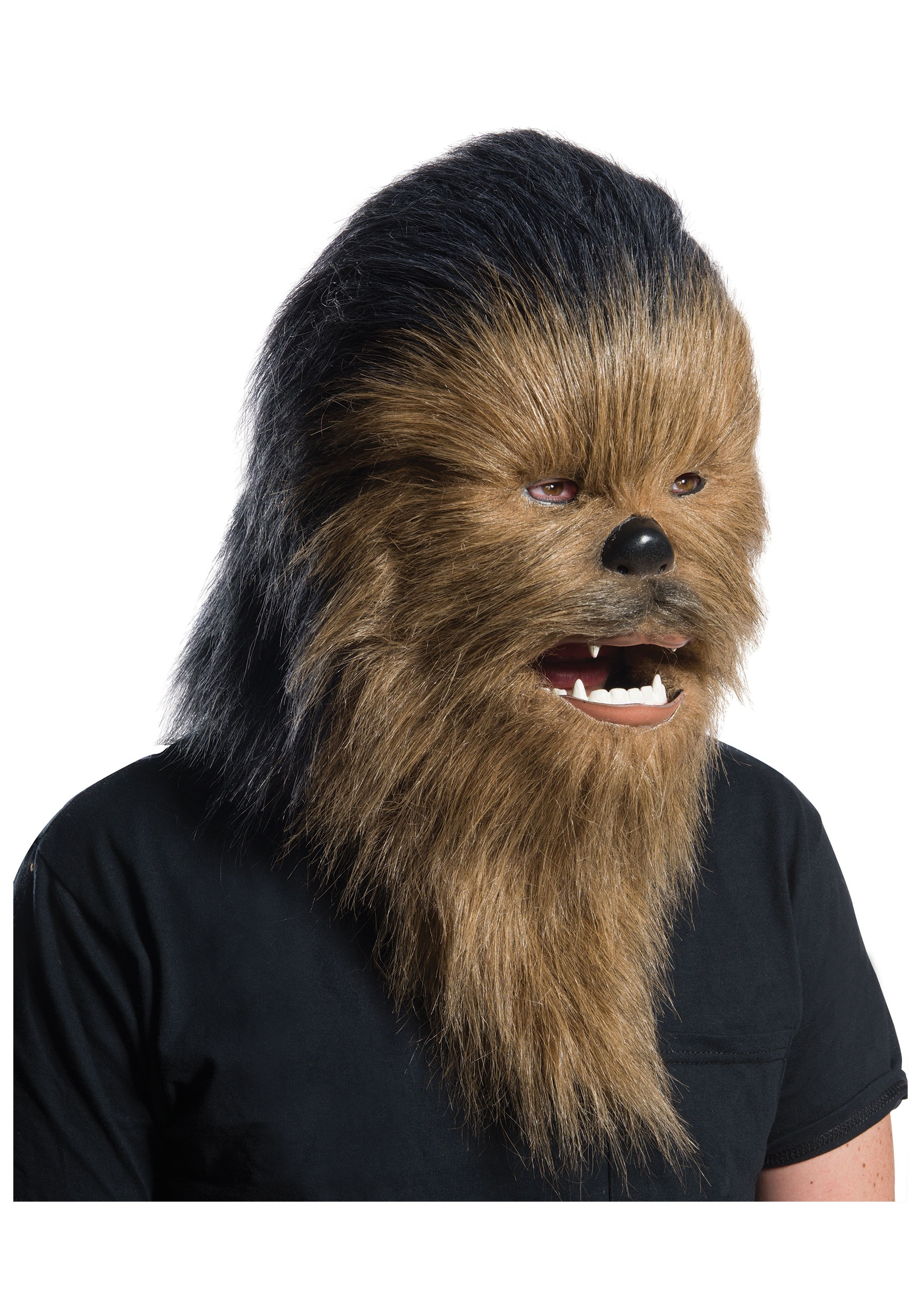 Chewbacca Mouth Mover Star Wars Mask