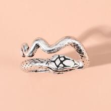 Serpentine Design Ring