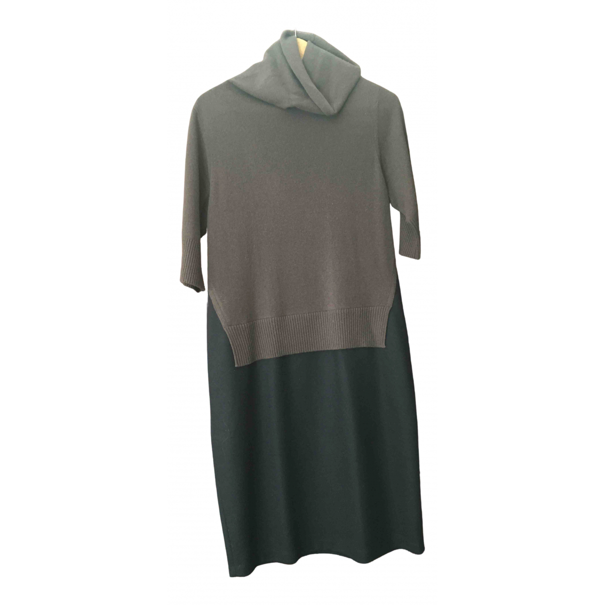Fabiana Filippi N Multicolour Wool dress for Women 40 IT