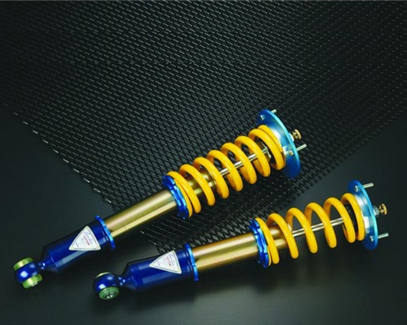 Zeal ZF-XA-550179 Function-X Aluminum Coilovers Honda S2000 00-05