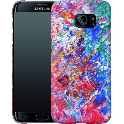 Samsung Galaxy S7 Edge Smartphone Huelle - Macro 6 von Gela Behrmann