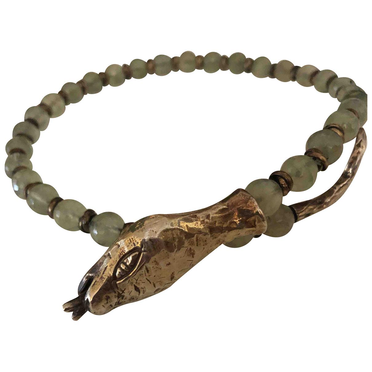 Collar de Jade Non Signe / Unsigned