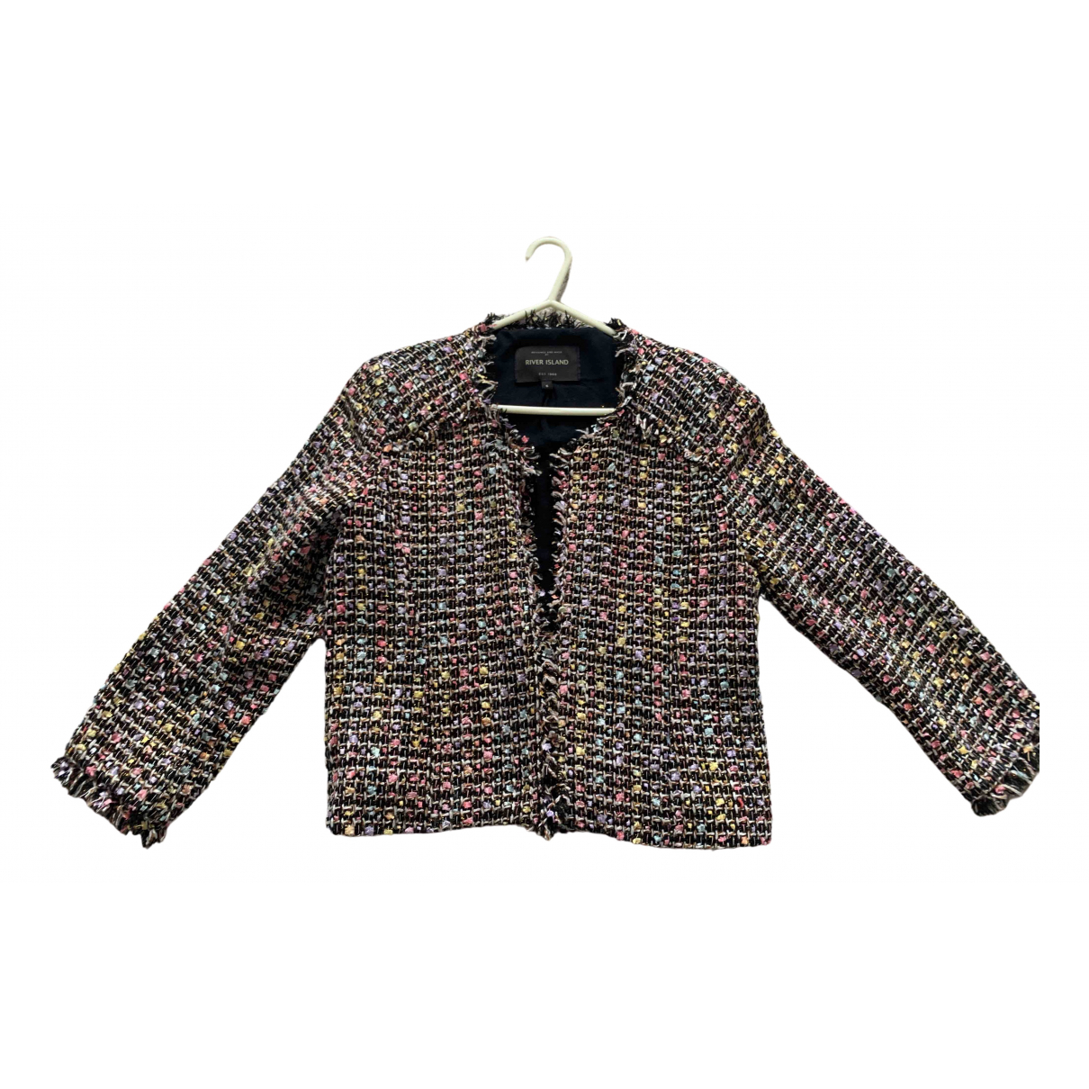 River Island \N Multicolour Cotton jacket for Women 6 UK