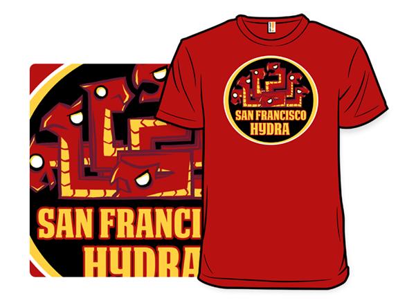 San Francisco Hydra T Shirt