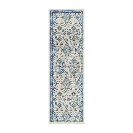 Safavieh Alphonse Geometric Rectangular Runner, One Size , Multiple Colors