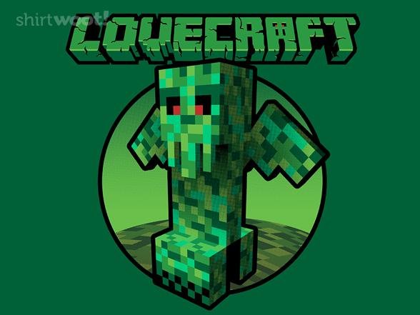 H.p. Minecraft T Shirt