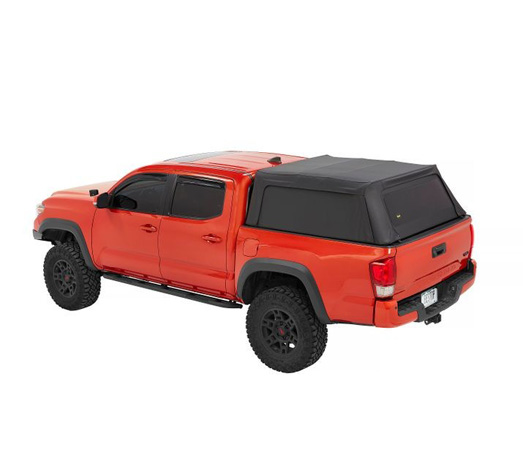 Bestop 77301-35 Black Diamond Supertop for Truck 2 For 6 Ft. Bed Toyota Tacoma 2016-2020