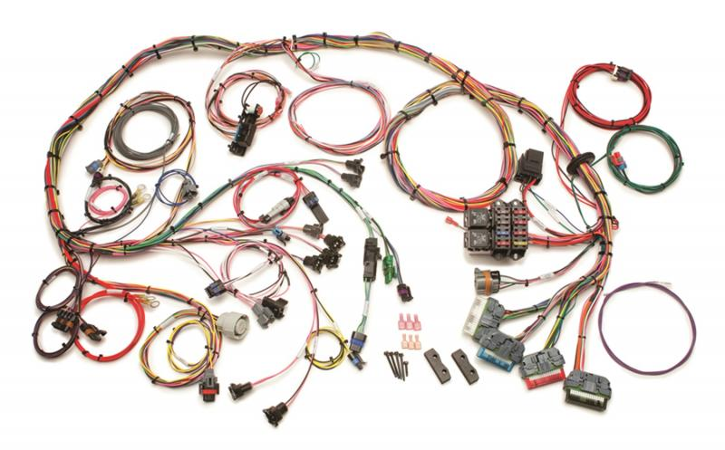 Painless Wiring 60505 1992-1997 GM LT1 Harness Extra Length