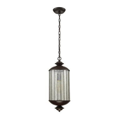 72145/1 Anders 1 Light Pendant in Oil Rubbed