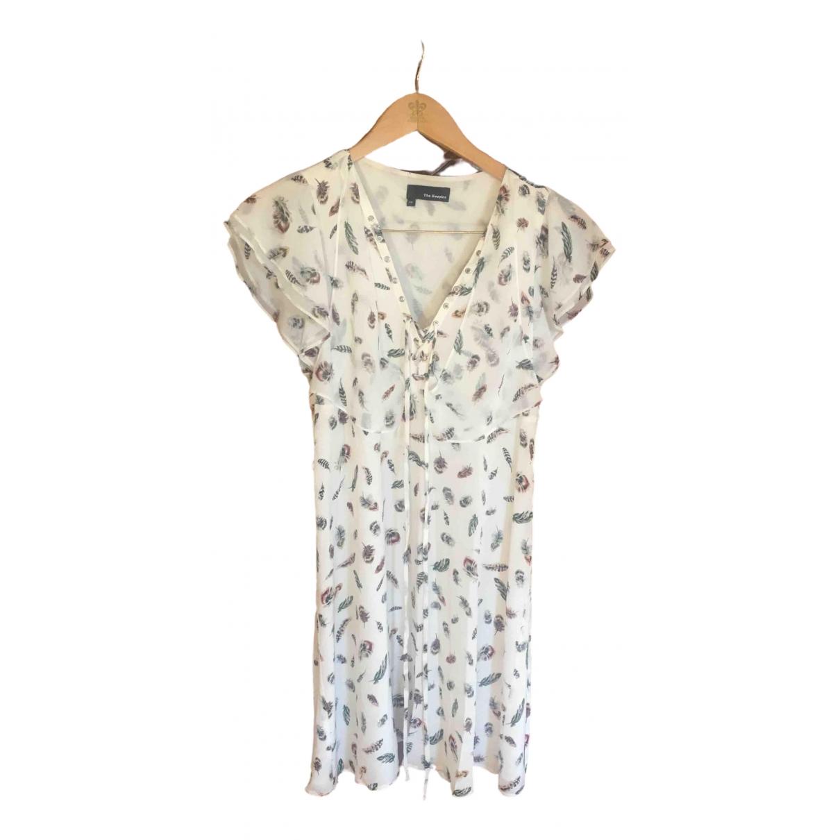 The Kooples \N White dress for Women 36 FR