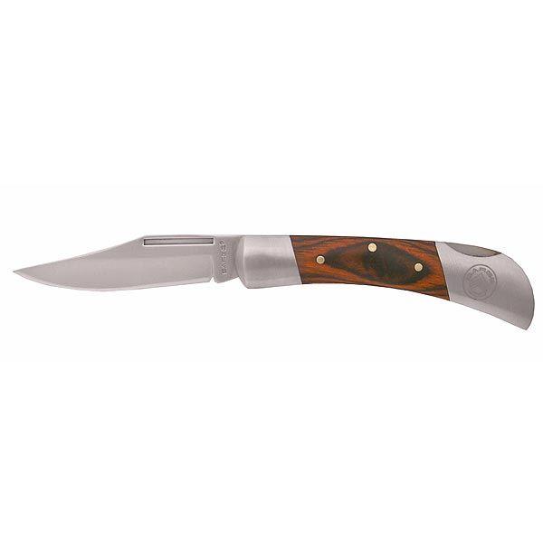 Woody's Series Single Blade Lock Back Knife, Model SK-402