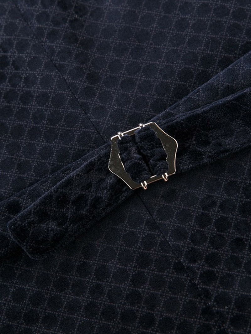 Ericdress One Button Fashion 3-Piece Mens Dress Suit