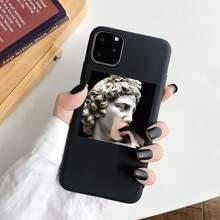 Sculpture Pattern iPhone Case