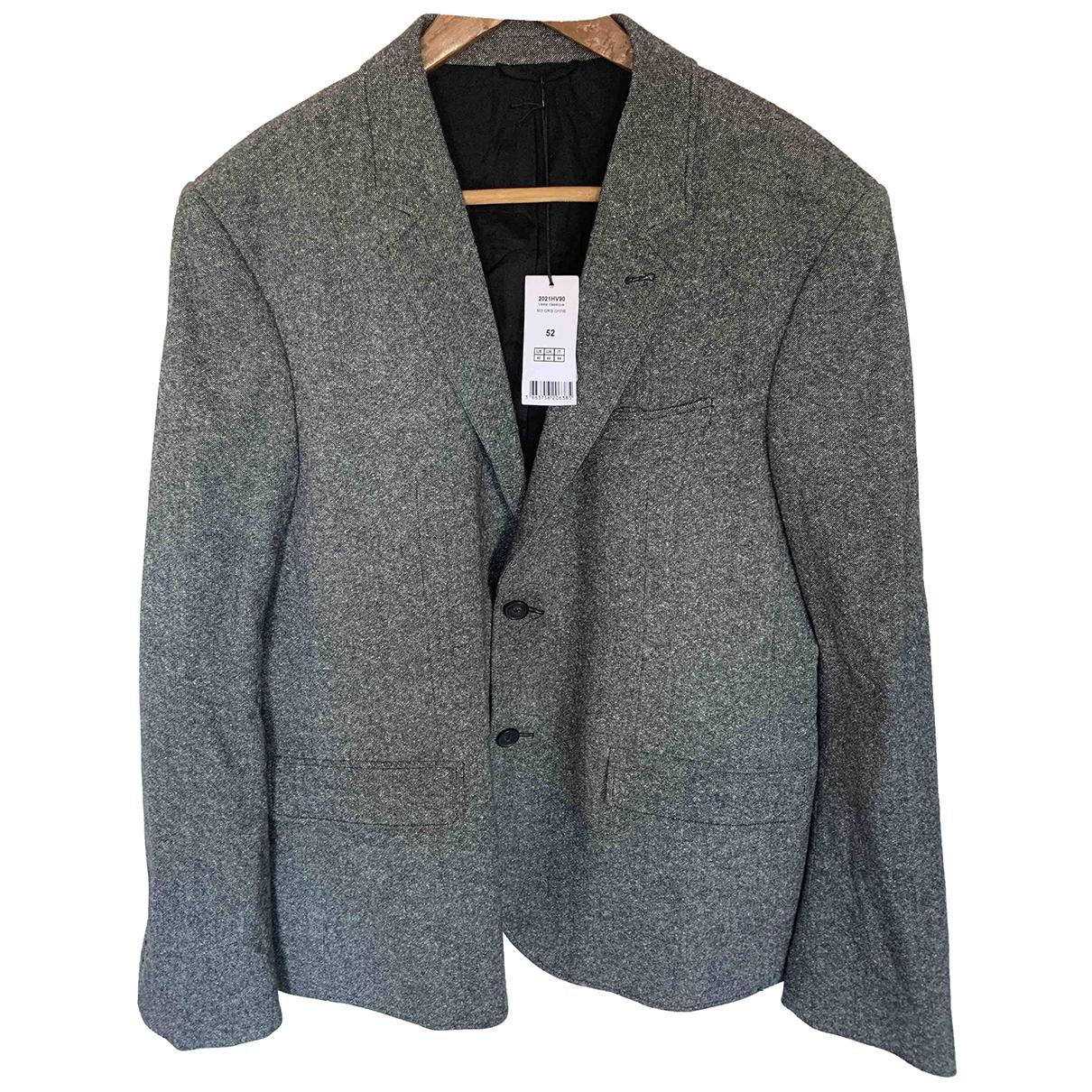 Carven - Vestes.Blousons   pour homme en coton - gris