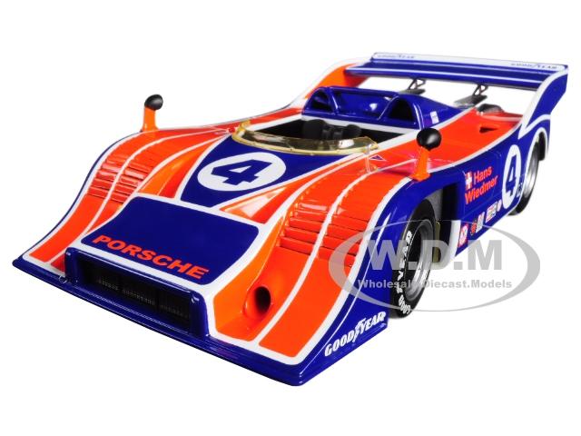 Porsche 917/10 4 Hans Wiedmer Can-Am Watkins Glen 1973 Limited Edition to 300 pieces Worldwide 1/18 Diecast Model Car by Minichamps