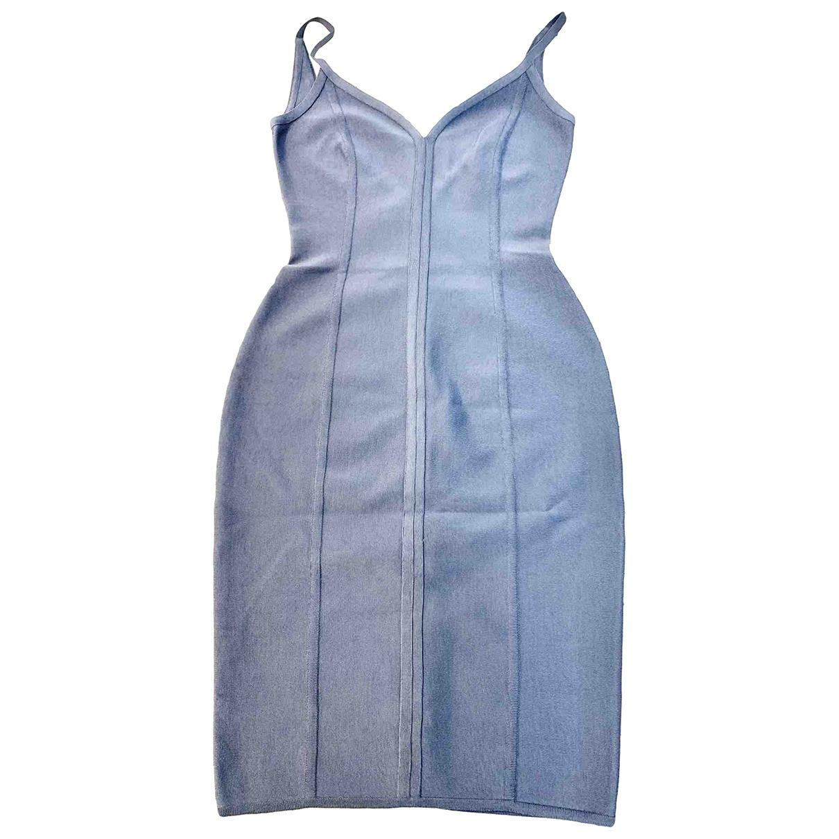 Herve L Leroux - Robe   pour femme - gris