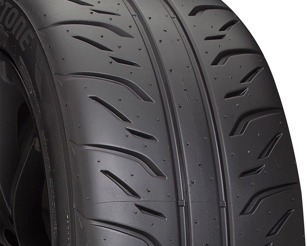 Bridgestone 009640 Potenza RE71R Tire 225/45 R18 95W XL BSW