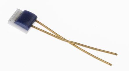 RS PRO 2 wire PT100 Sensor, -50°C min +500°C max, 2.3mm Probe Length x 2mm Probe Diameter