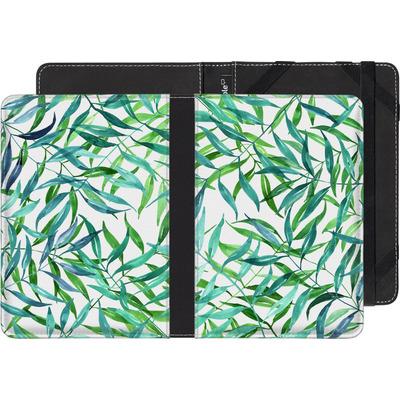 Sony Reader PRS-T1 eBook Reader Huelle - Palm Print von Becky Starsmore