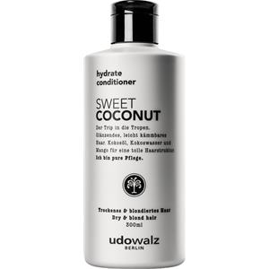 Udo Walz Soin des cheveux Sweet Coconut Hydrate Conditioner 300 ml