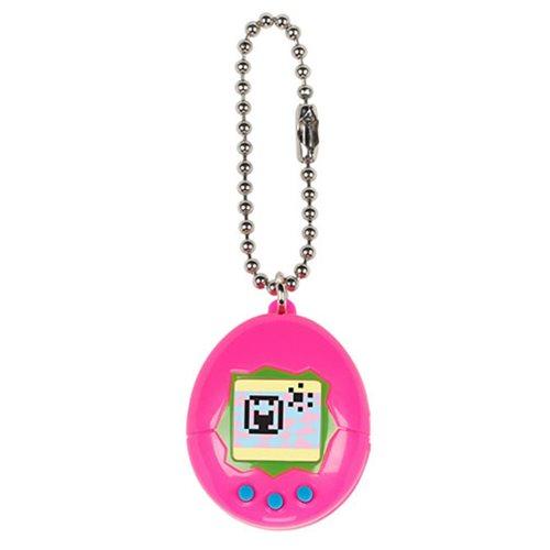 Tamagotchi Chibi Series 4 Pink Green and Blue Digital Pet