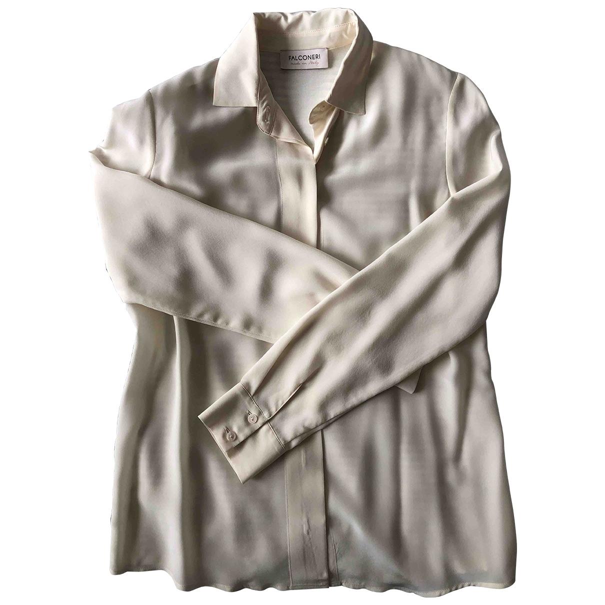 Camisa de Seda Falconeri