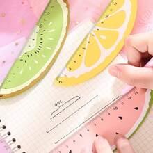 1pc Fruit Design Random Ruler