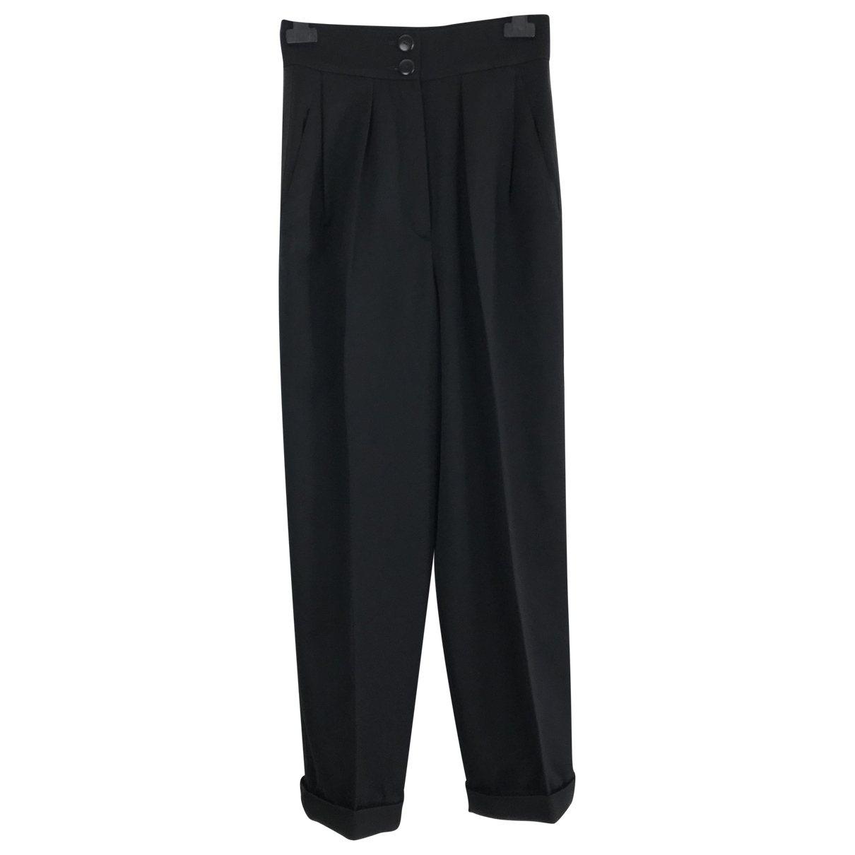 Pantalon largo de Lana Lanvin