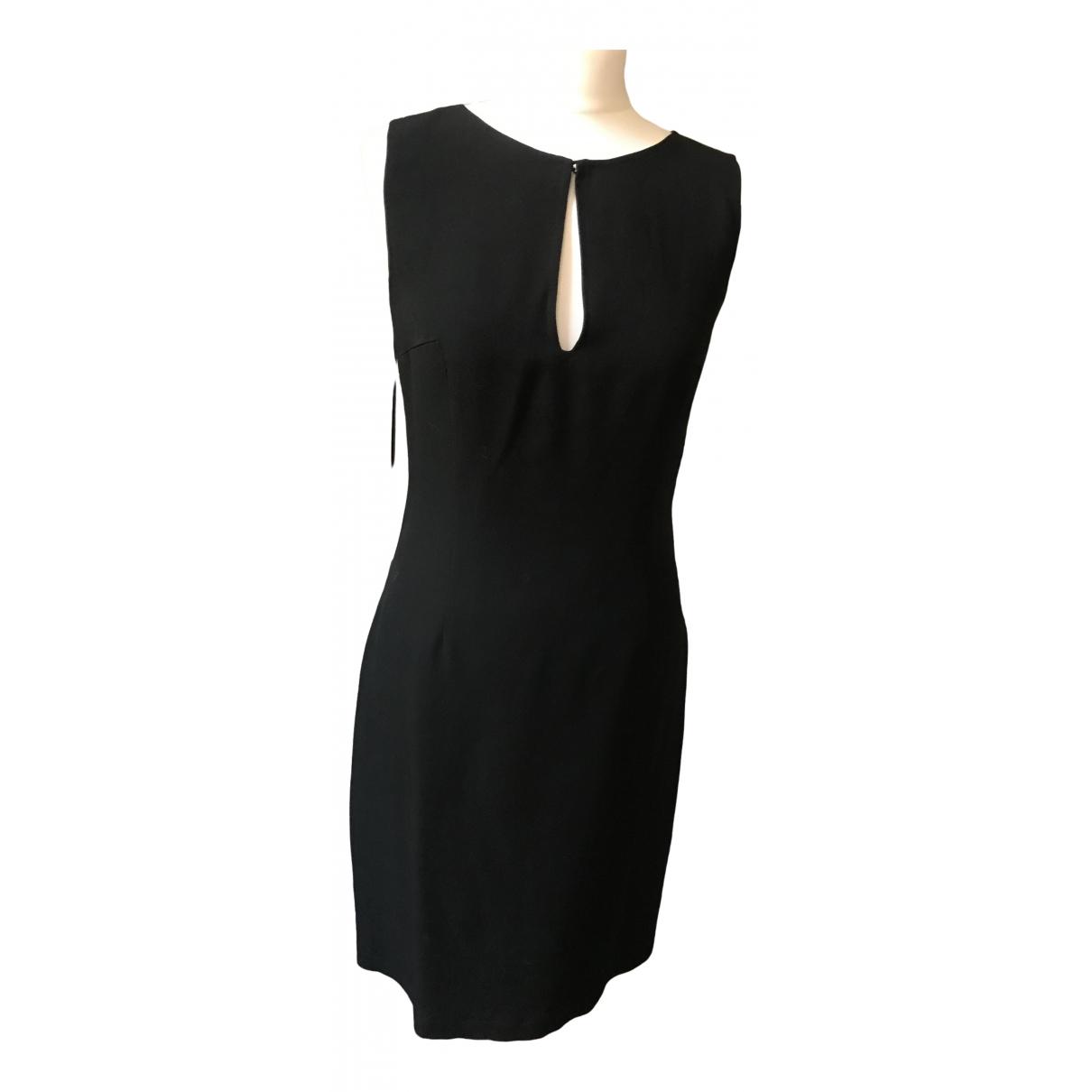 Tonello \N Kleid in  Schwarz Polyester