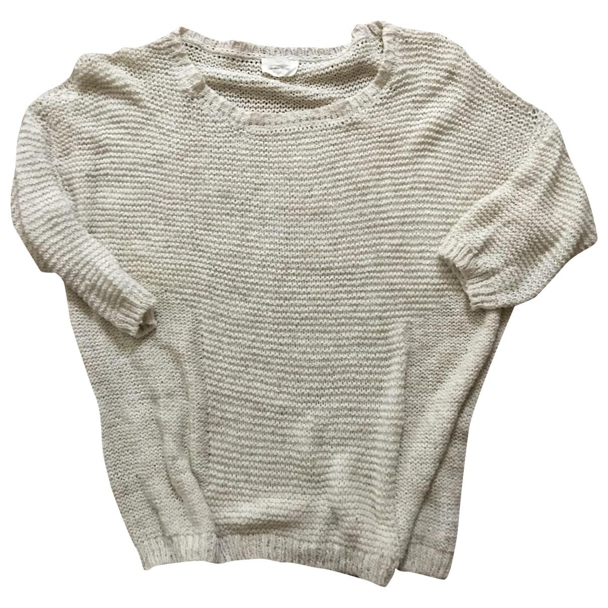 American Vintage \N Beige Cotton Knitwear for Women M International