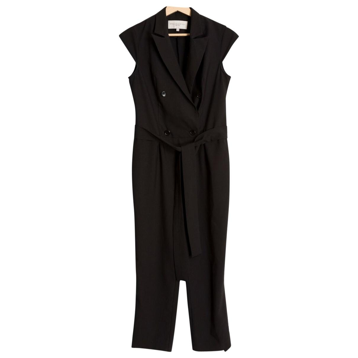 Stella Mccartney - Combinaison   pour femme en coton - noir