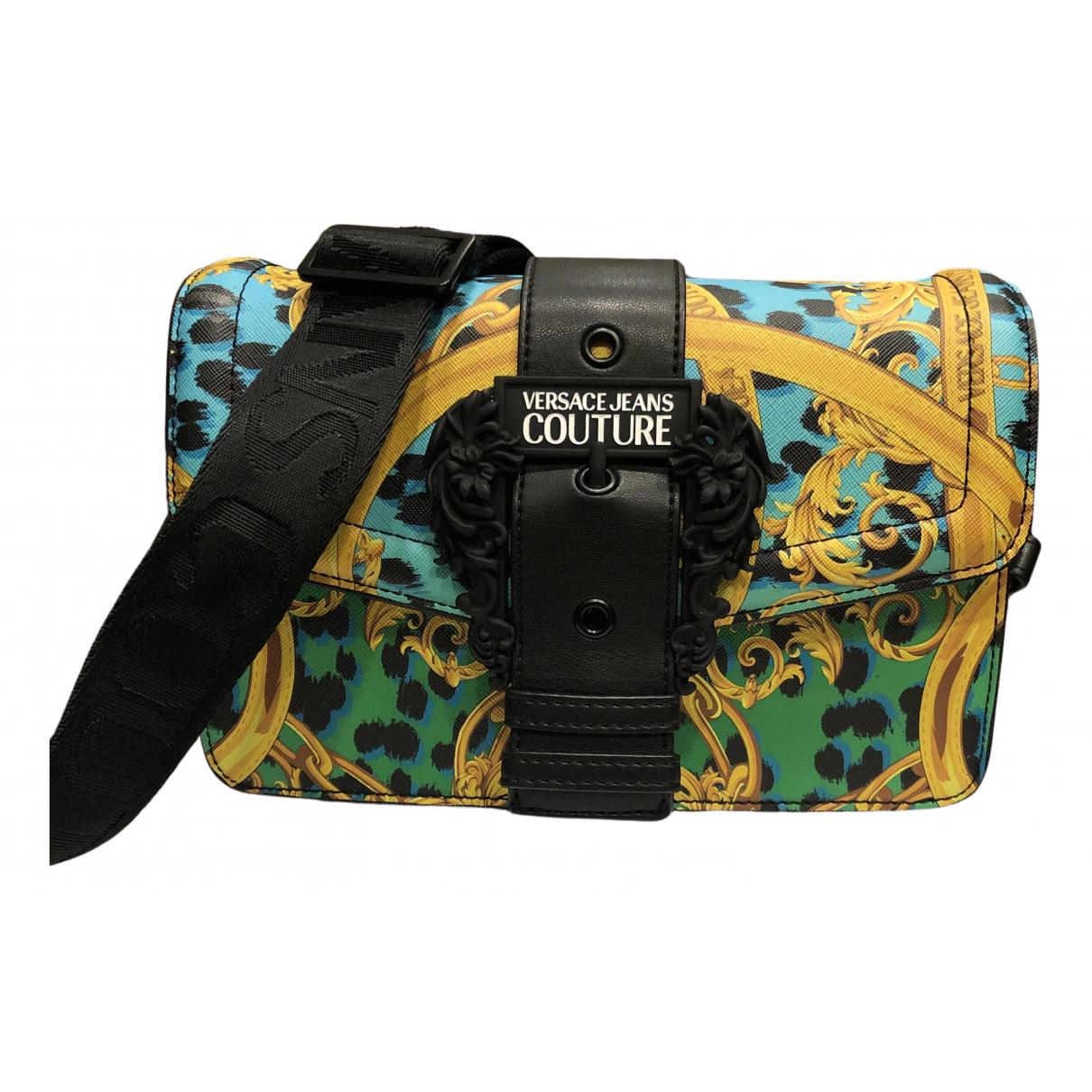 Versace Jeans \N Handtasche in  Bunt Synthetikpelz