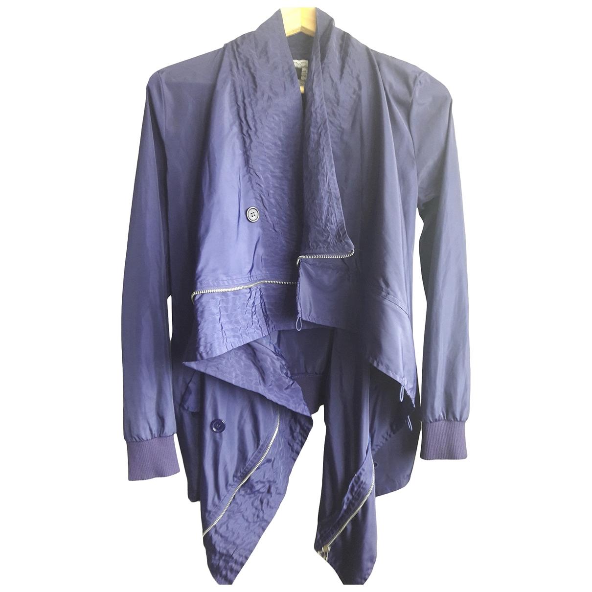 - Veste   pour femme - violet