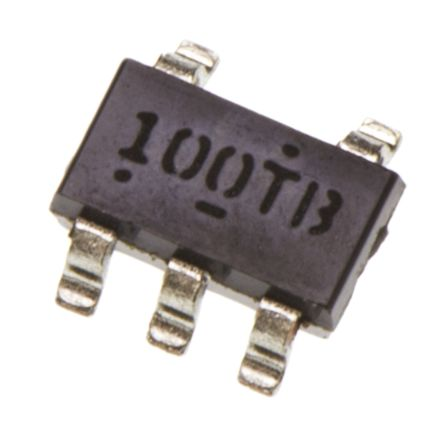 ON Semiconductor FAN3100TSX Low Side MOSFET Power Driver, 3A 5-Pin, SOT-23 (5)