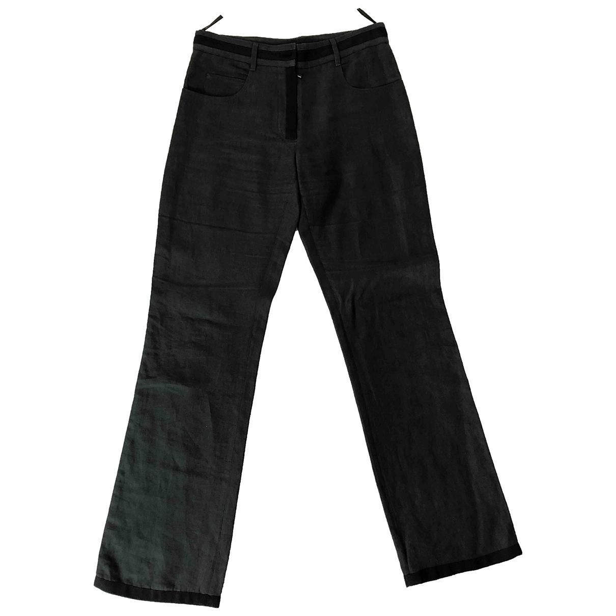 Pantalon de traje de Lino Chanel