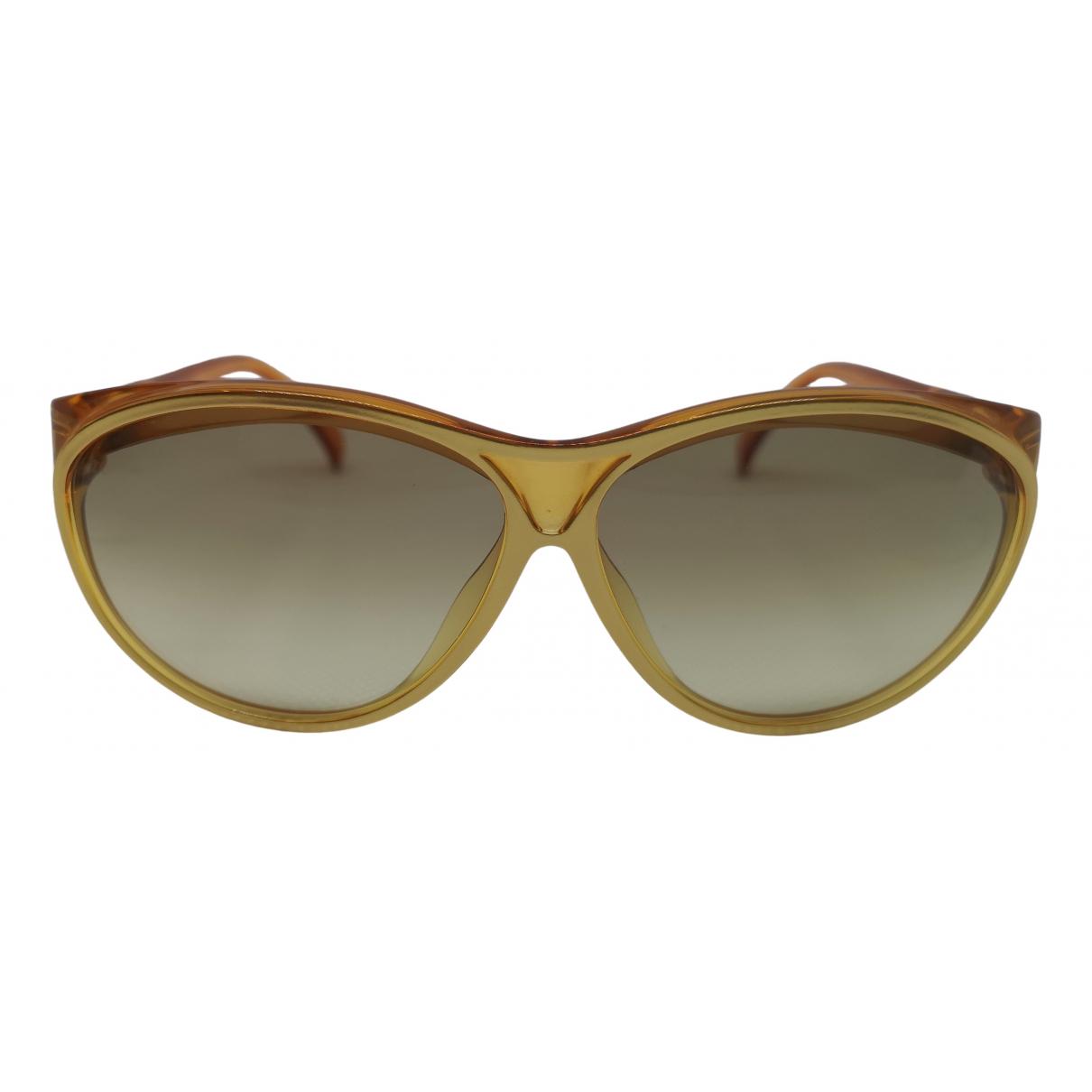 Dior N Yellow Sunglasses for Women N