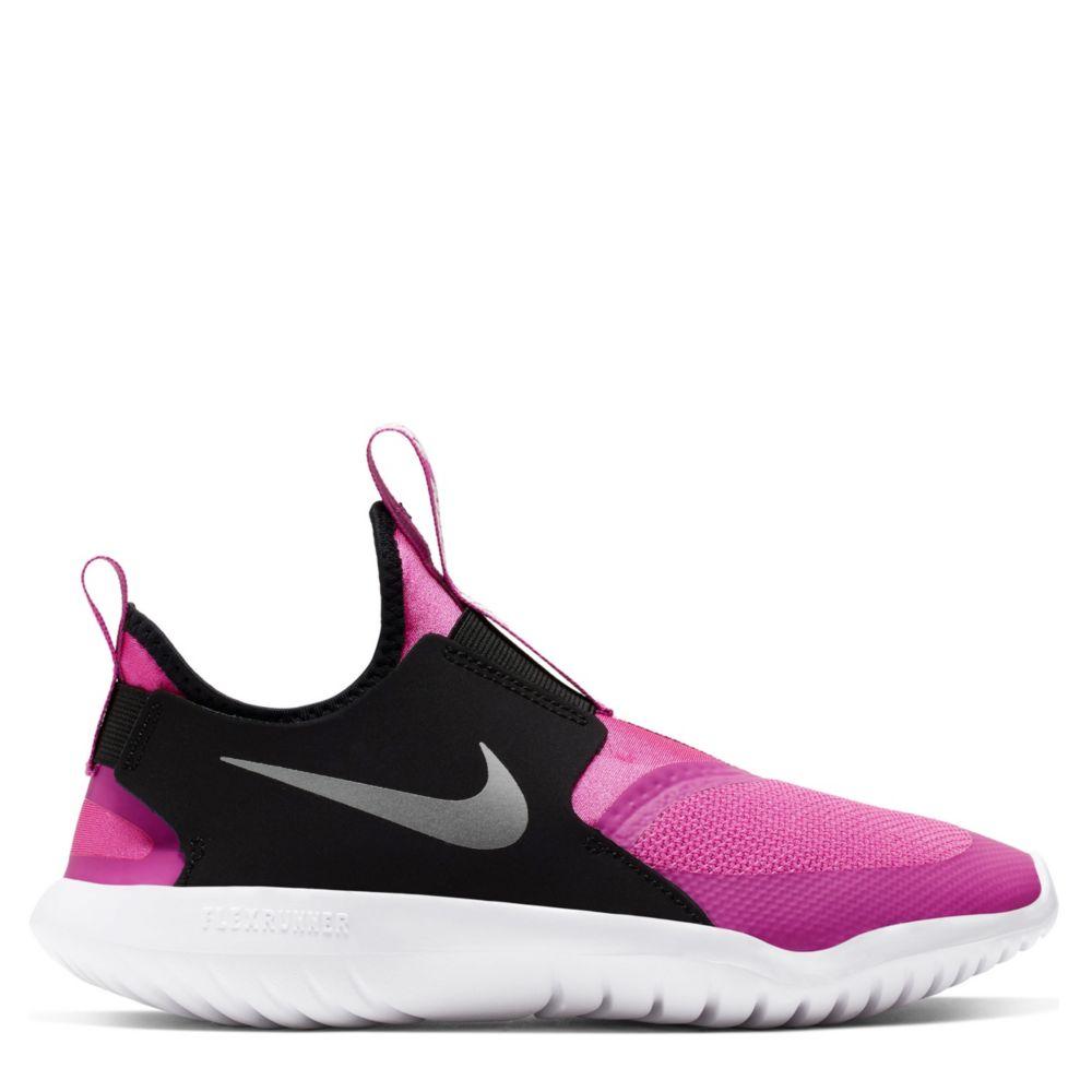 Nike Girls Flex Runner Running Shoes Sneakers