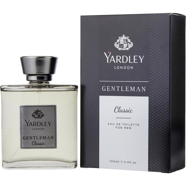 Gentleman Classic - Yardley London Eau de Toilette Spray 100 ML