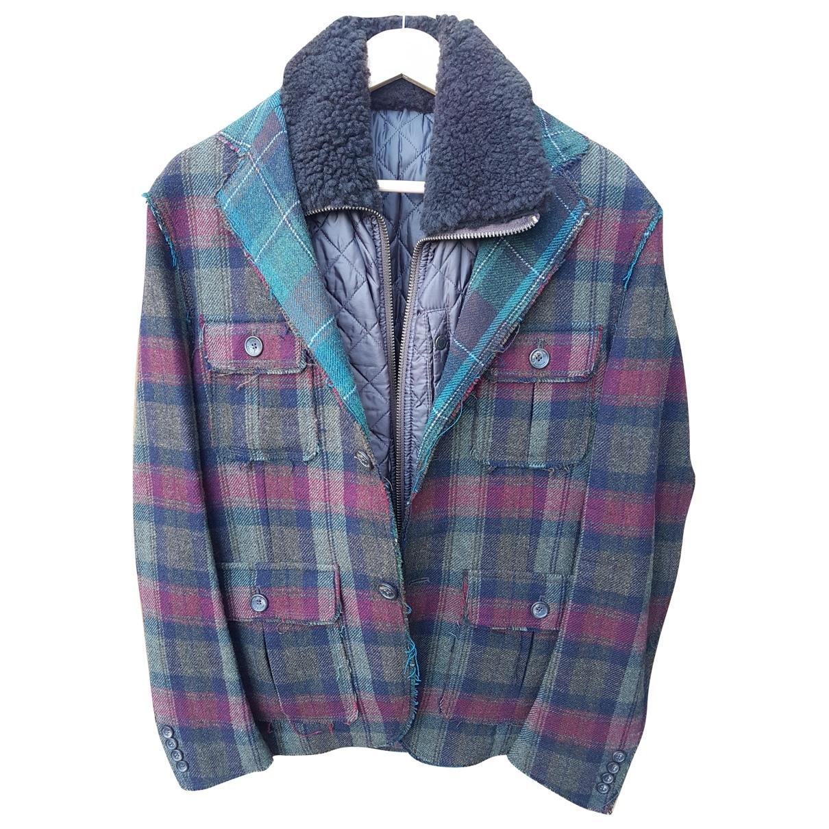 D&g - Vestes.Blousons   pour homme en laine - multicolore