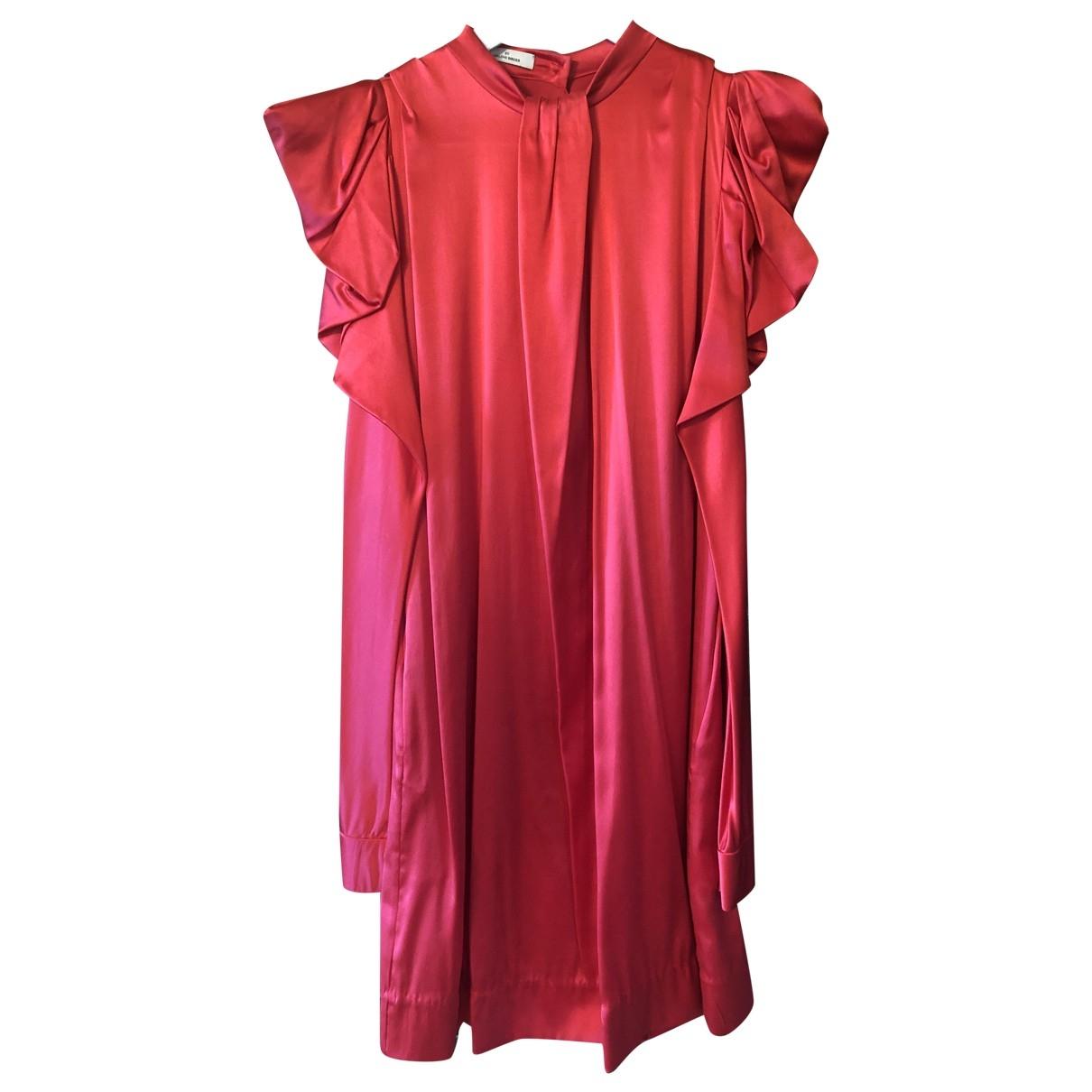 Mini vestido de Seda By Malene Birger