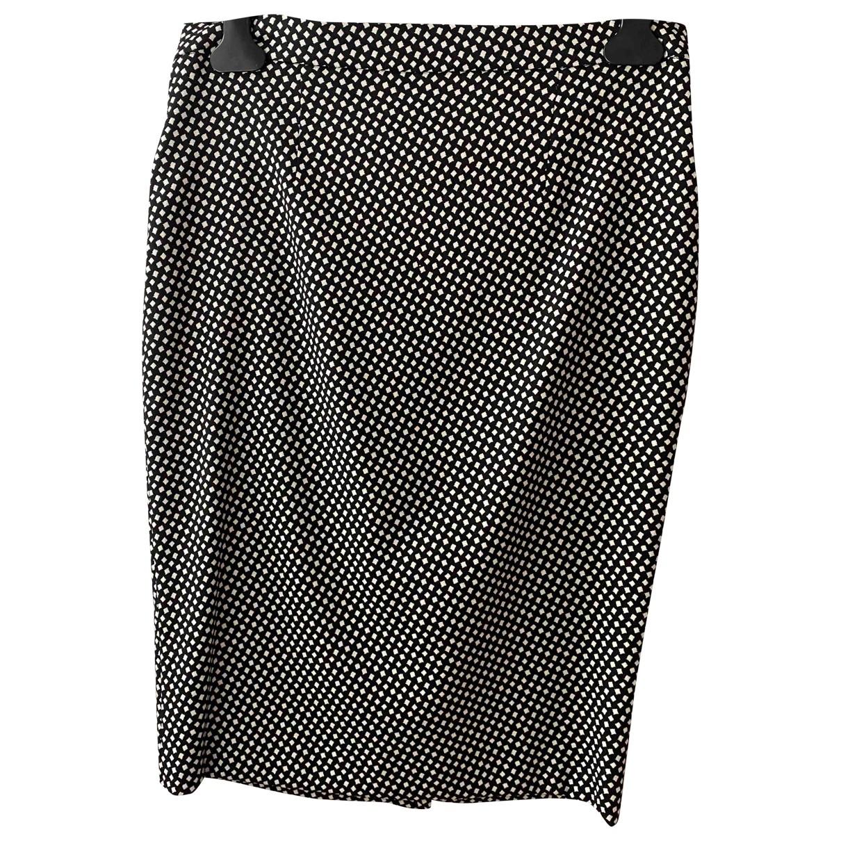 Moschino \N Rocke in  Schwarz Wolle