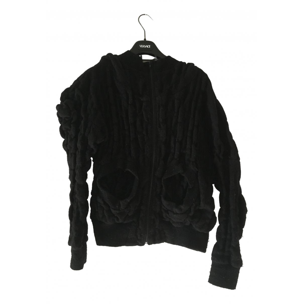 Vivienne Westwood Anglomania - Pull   pour femme en laine - noir