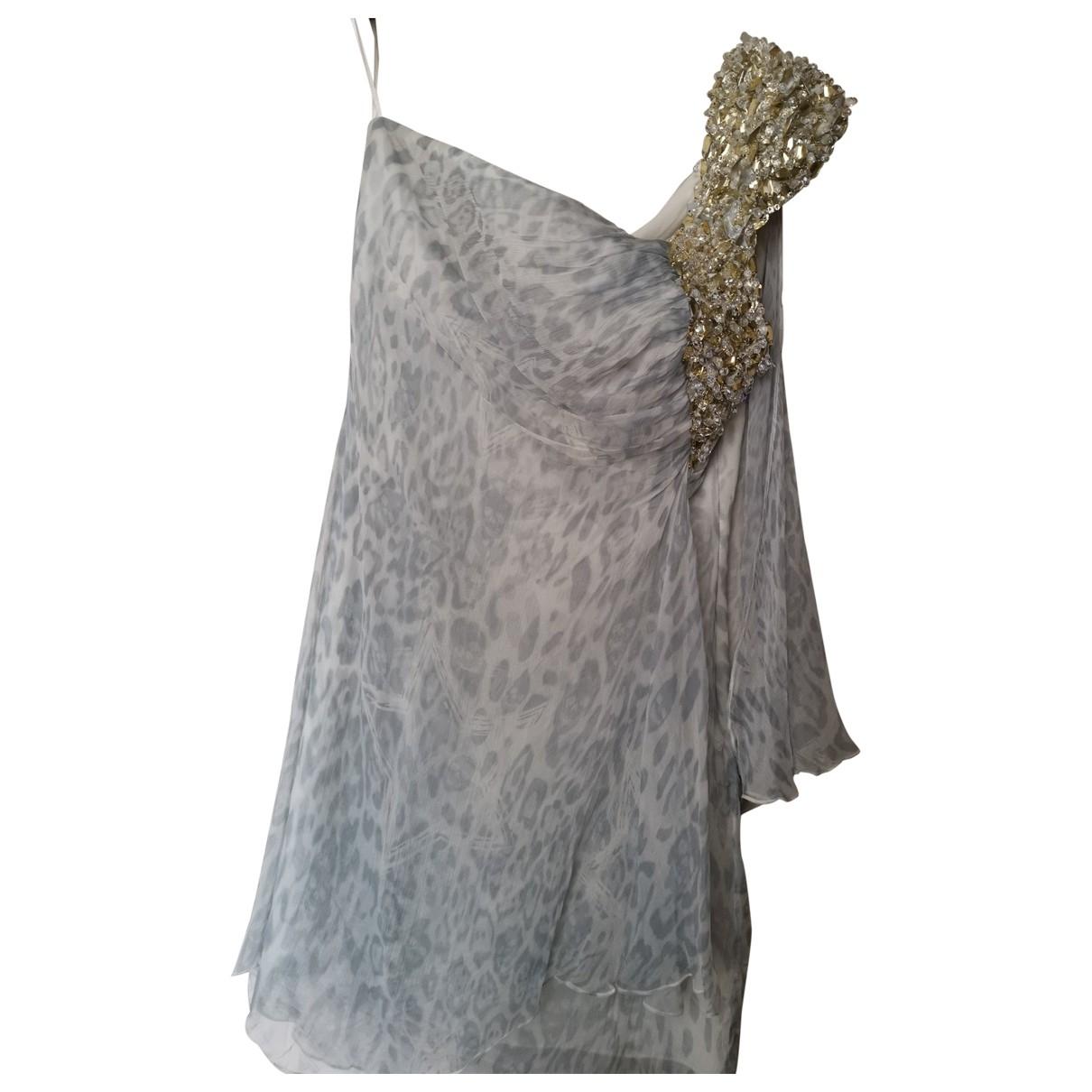 Philipp Plein - Robe   pour femme en soie