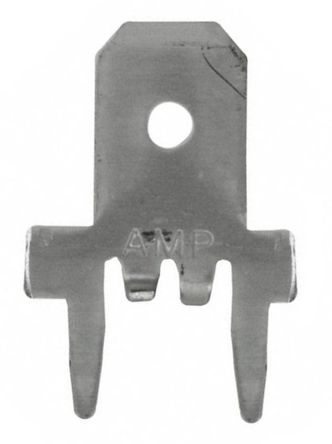 TE Connectivity Solder Tab Terminal, Uninsulated, Tin over Copper, 4.75 x 0.51mm (100)