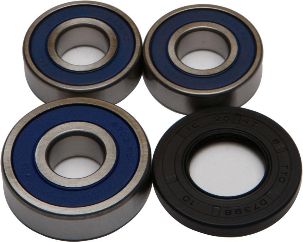 All Balls 25-1494 Wheel Bearing & Seal Kit Yamaha Xvs1100 2002-2009