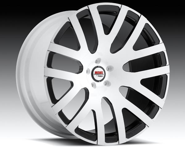 Forgiato FOR-DITO1910 Monoleggera Dito Wheels 19x10