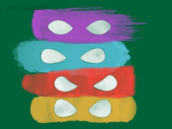Four Stripes T Shirt